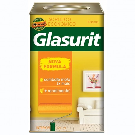 SUVINIL GLASURIT BRANCO NEVE 18LITROS