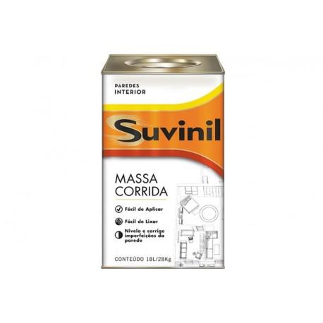 SUVINIL MASSA CORRIDA 18LITROS